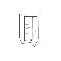 Мебельные (офисные) сейфы серии Koliber