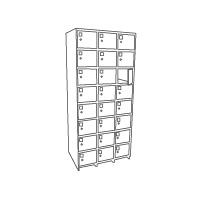 Шкафы для покупателей