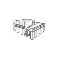 Мезонины (этажные стеллажи)
